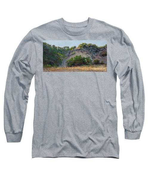 Along Jalama Creek Long Sleeve T-Shirt