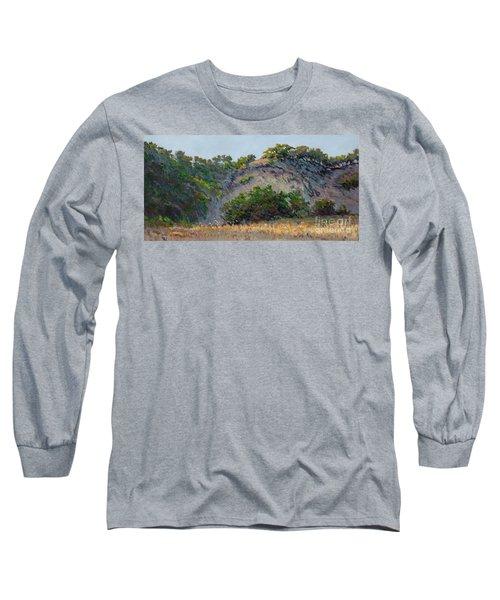 Along Jalama Creek Long Sleeve T-Shirt