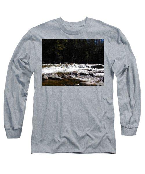 Along The Swift River Long Sleeve T-Shirt