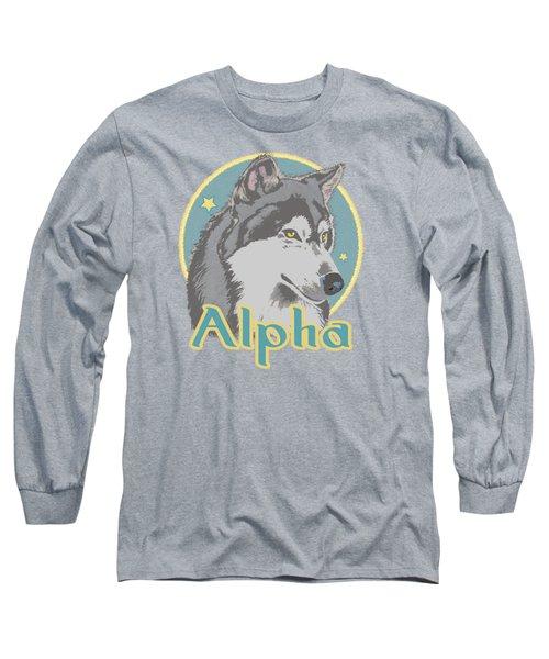 Alpha Long Sleeve T-Shirt