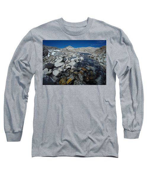 Alpine Blues Long Sleeve T-Shirt