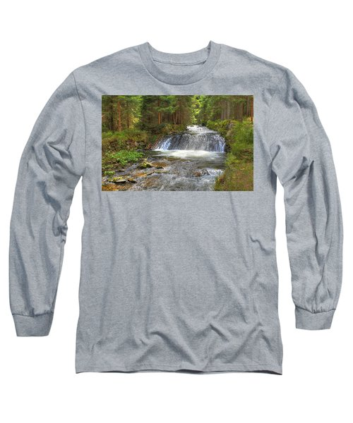 Alpine Fish Ladder Long Sleeve T-Shirt