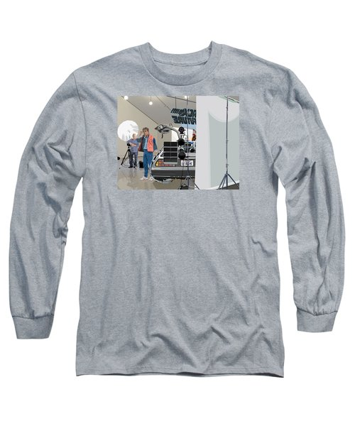 Alt. Poster Angle Long Sleeve T-Shirt