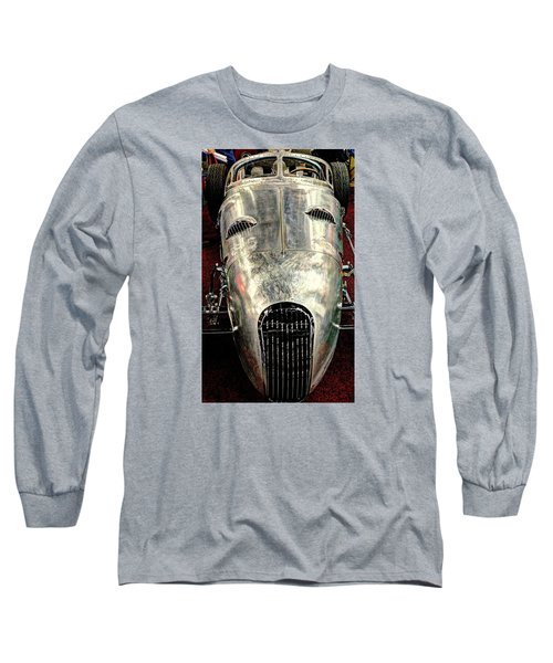 Aluminum Roadster  Long Sleeve T-Shirt