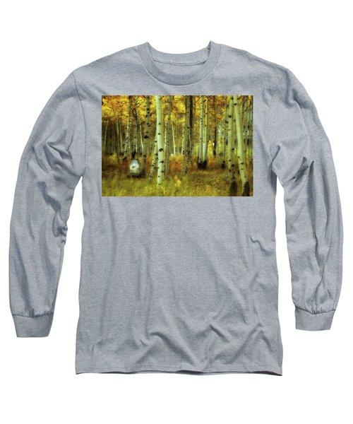 Alvarado Autumn 1 Long Sleeve T-Shirt by Marie Leslie
