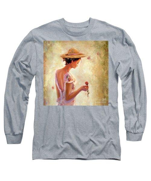 Always Flowers Long Sleeve T-Shirt