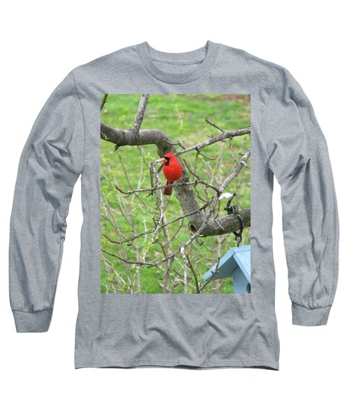 Always With Us -cardinals Long Sleeve T-Shirt