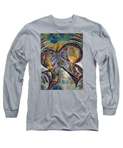 Amanda - My Precious Butterfly Supporter Long Sleeve T-Shirt