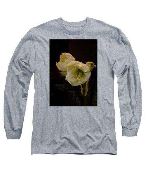mont Blanc Amaryllis No. 1 Long Sleeve T-Shirt
