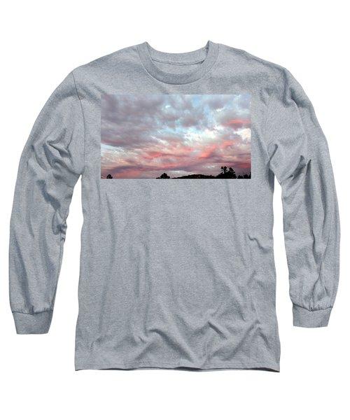 Soft Clouds Long Sleeve T-Shirt