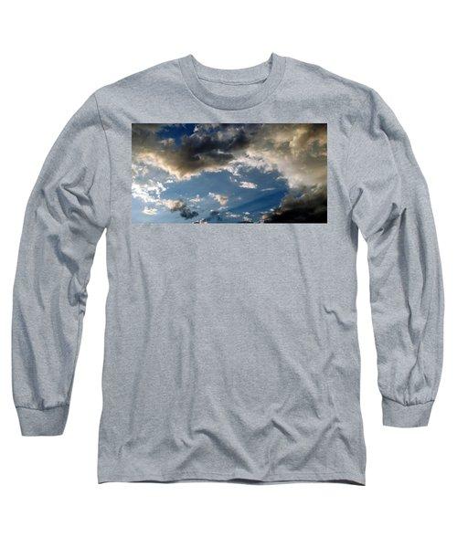 Amazing Sky Photo Long Sleeve T-Shirt