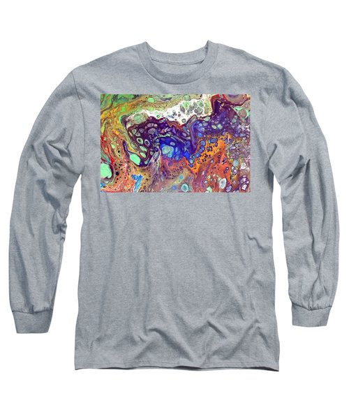 Amber Rave Long Sleeve T-Shirt