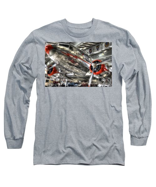 American 6 Long Sleeve T-Shirt