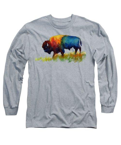 American Buffalo IIi Long Sleeve T-Shirt