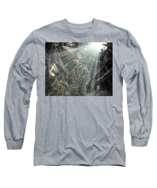American Patriots Long Sleeve T-Shirt