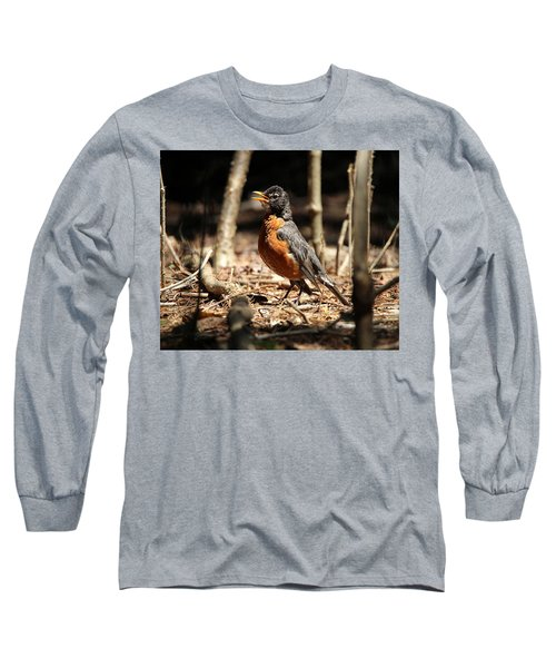 American Robin New York Long Sleeve T-Shirt
