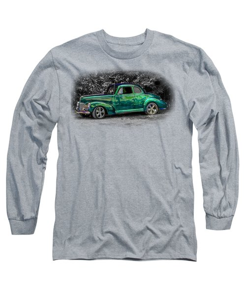 American Steel - 1939 Studebaker Champion Long Sleeve T-Shirt by Barry Jones
