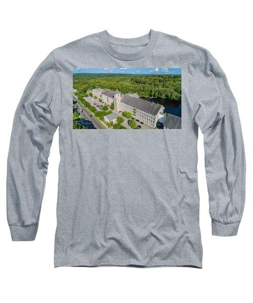 American Thread Mill #2 Long Sleeve T-Shirt