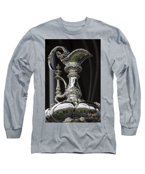 America's Cup Close Up Long Sleeve T-Shirt