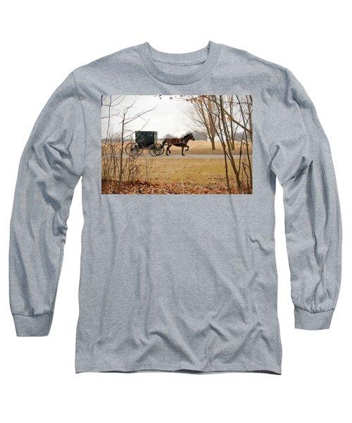 Amish Dream 1 Long Sleeve T-Shirt