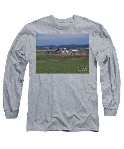 Amish Homestead 125 Long Sleeve T-Shirt