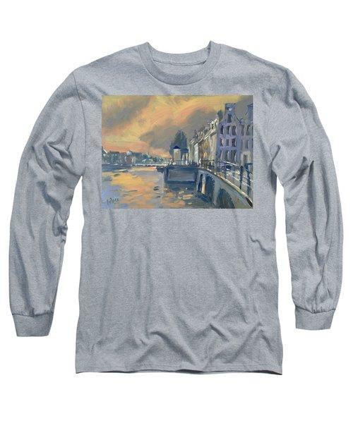 Amsterdm Morning Light Amstel Long Sleeve T-Shirt