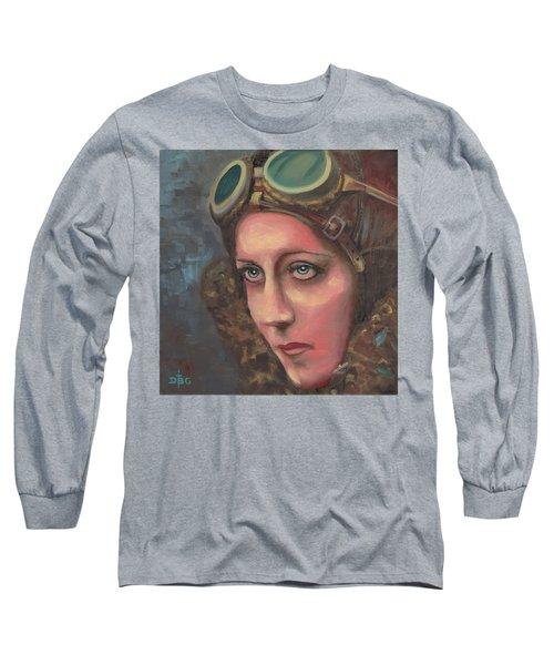 Amy Johnson Long Sleeve T-Shirt
