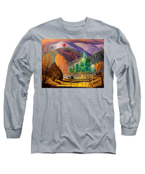Oz, An American Fairy Tale Long Sleeve T-Shirt