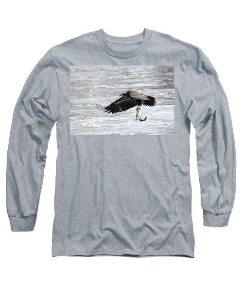 An Eagles Catch 10 Long Sleeve T-Shirt