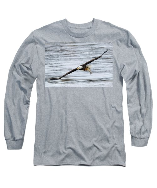 An Eagles Catch 12 Long Sleeve T-Shirt