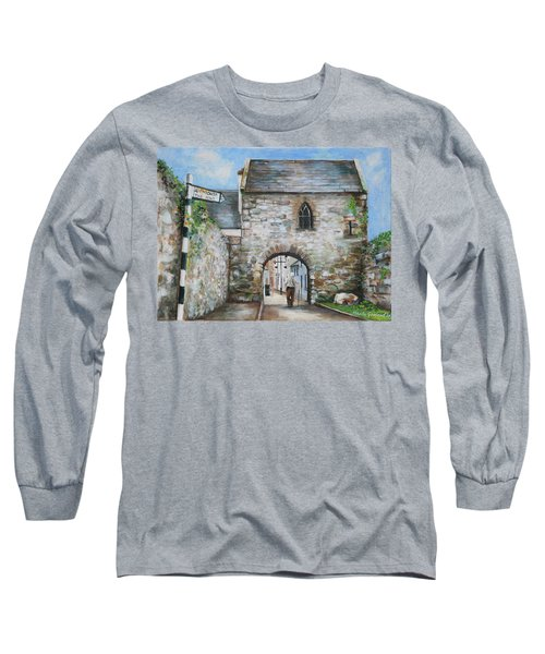 An Tholsel Long Sleeve T-Shirt by Marty Garland