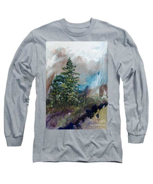 An Yosemite Afternoon Long Sleeve T-Shirt