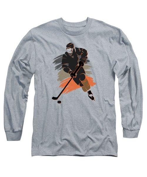 Anaheim Ducks Player Shirt Long Sleeve T-Shirt