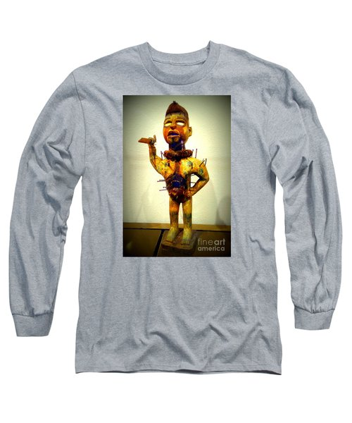 Ancient African Arifact Long Sleeve T-Shirt