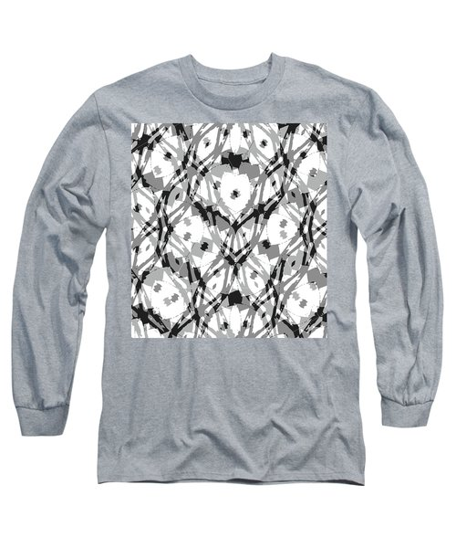 Ancient Carving-2  Long Sleeve T-Shirt