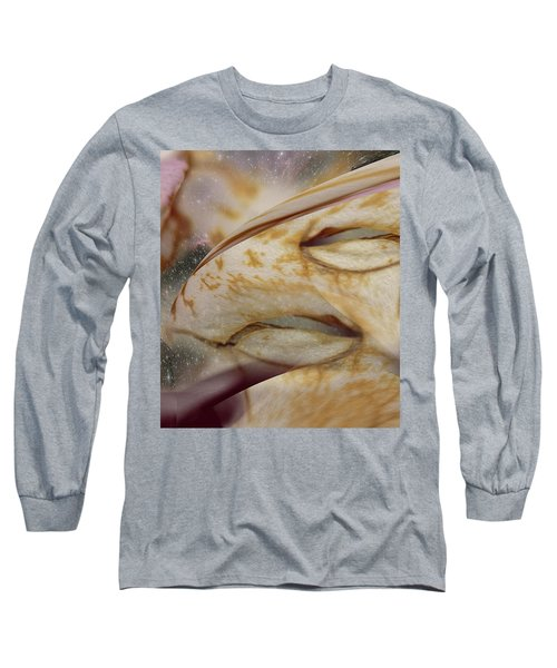 Fish Time In The Universe.... Long Sleeve T-Shirt