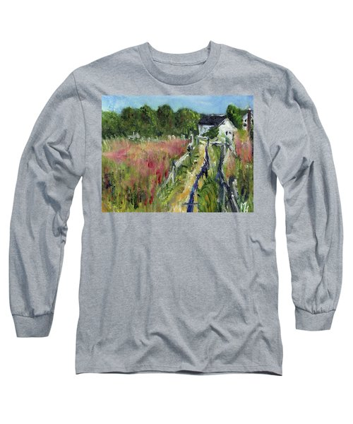 Ancient Way Long Sleeve T-Shirt