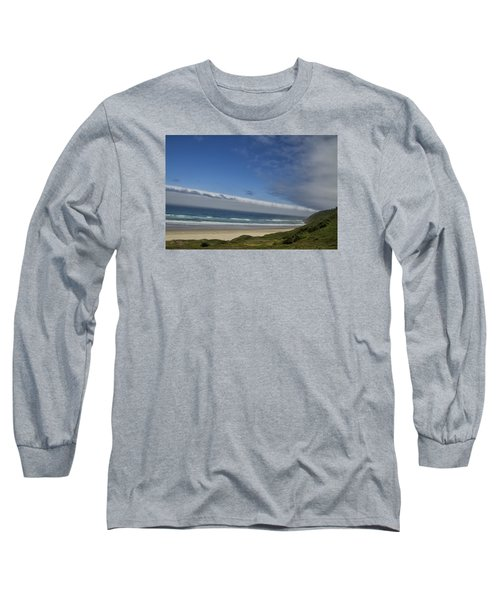 Long Sleeve T-Shirt featuring the photograph And Miles To Go  by Tom Kelly