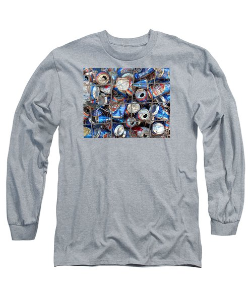 And Mouths To Feed Long Sleeve T-Shirt by Joe Jake Pratt