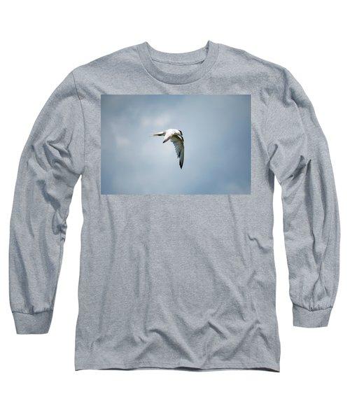 And Still The World Terns Long Sleeve T-Shirt