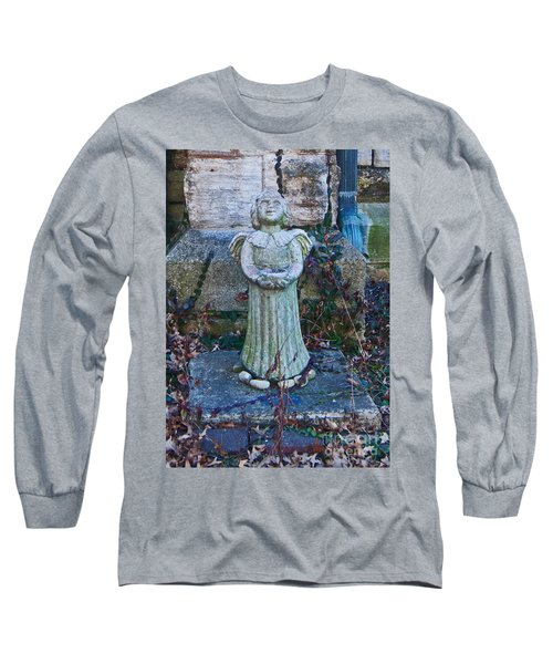 Angel Keokuk Church Long Sleeve T-Shirt
