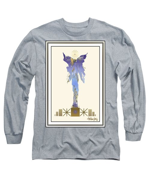 Angel Of Mercy Long Sleeve T-Shirt