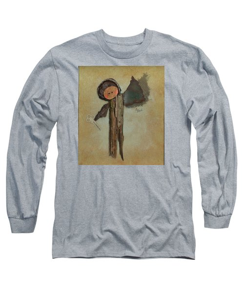 Angel Of The Ages Long Sleeve T-Shirt