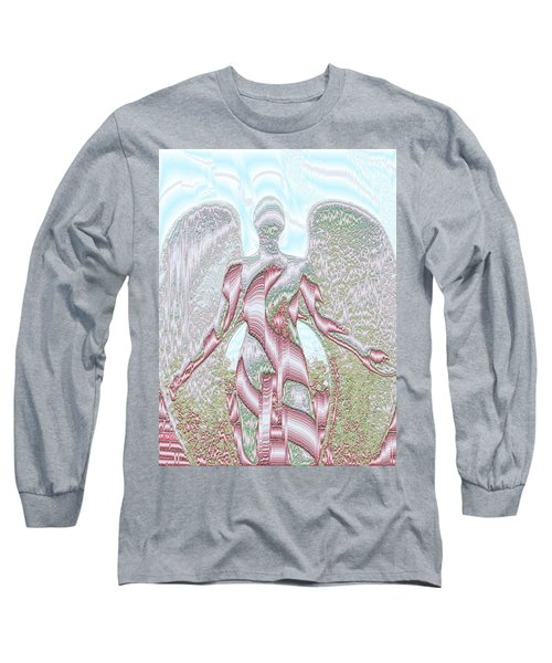 Angel Of The Field Long Sleeve T-Shirt