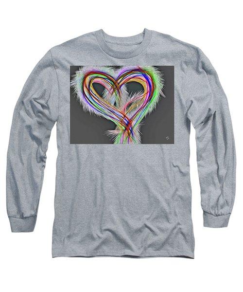 Angel Pride Long Sleeve T-Shirt
