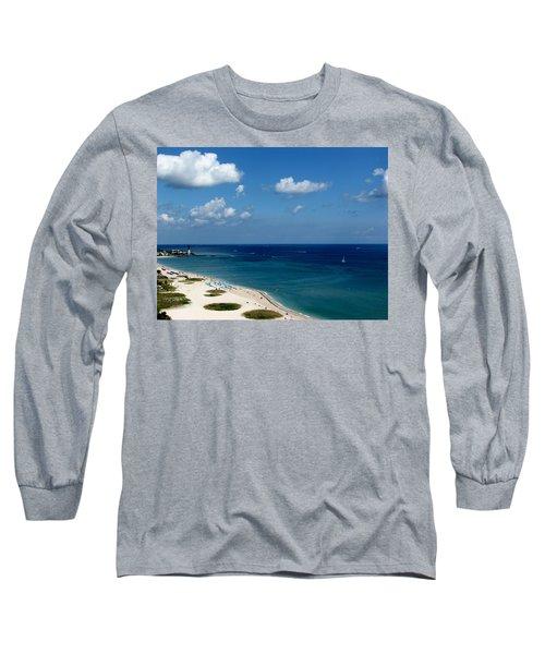 Angela's Getaway Long Sleeve T-Shirt