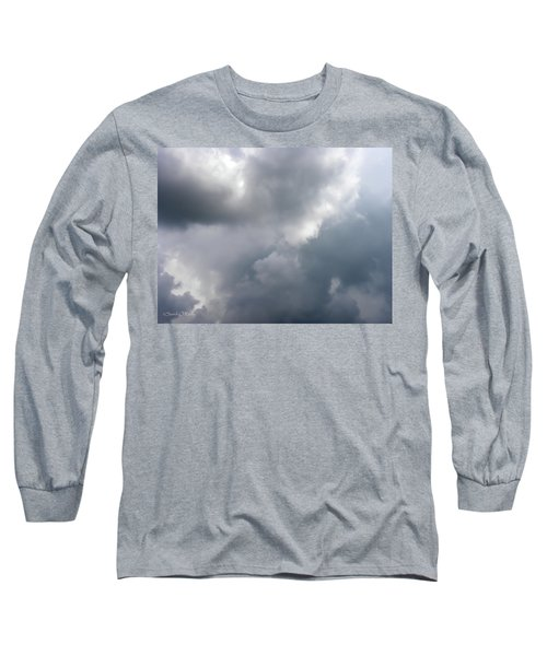 Long Sleeve T-Shirt featuring the photograph Angels In The Sky by Sandi OReilly