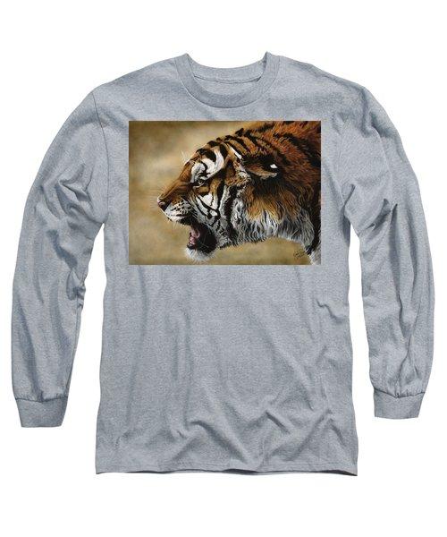 Angry Siberian Long Sleeve T-Shirt