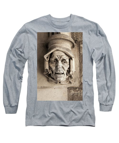 Anguished Professor 5749 Long Sleeve T-Shirt