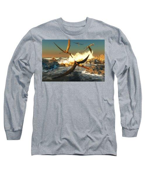 Anhanguera Fishing Long Sleeve T-Shirt
